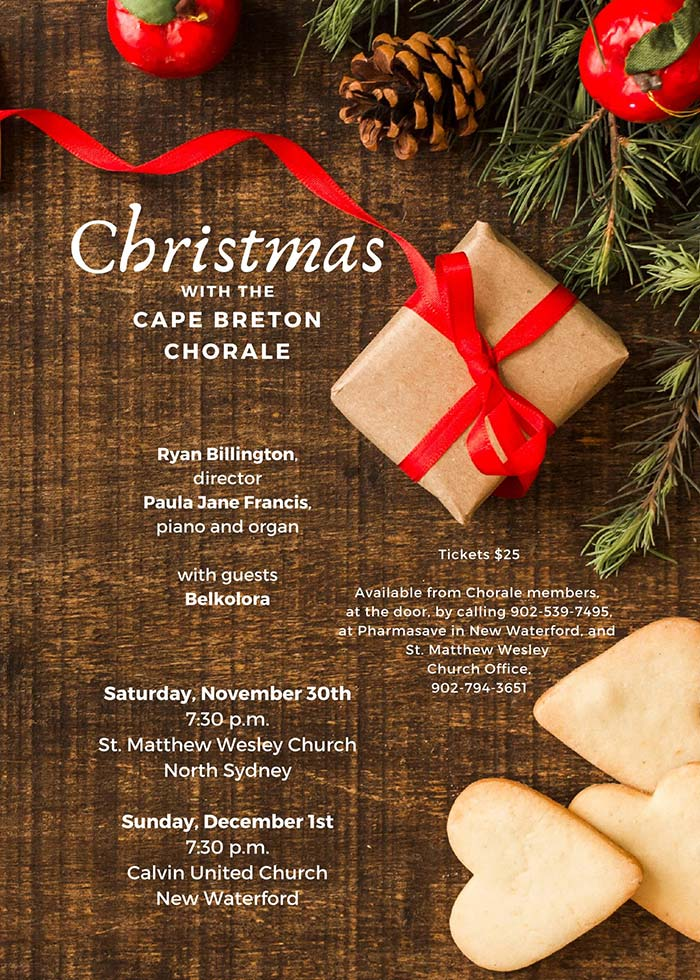 Chorale Christmas 2019